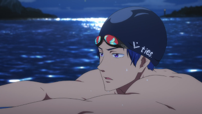 Free! - Iwatobi Swim Club Episode 5 Screenshot 4