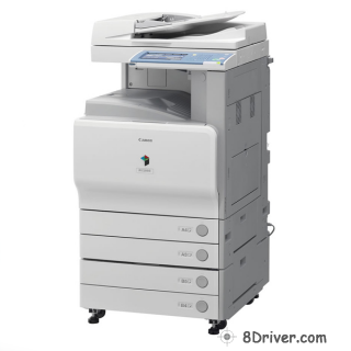 download Canon iRC3080i printer's driver