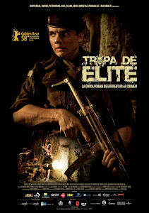 Biệt Đội Tinh Nhuệ - Xã Hội Đen Rio De Janeir - Elite Squad poster