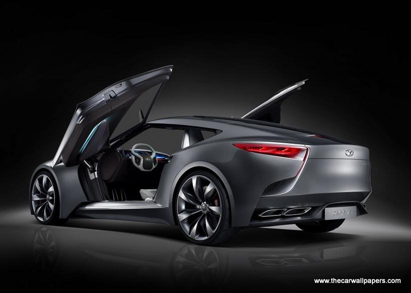 Hyundai HND-9 Coupe