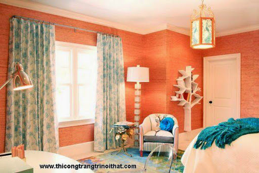 Phòng ngủ đẹp dành cho bé gái, bé trai - <strong><em>Thi công trang trí nội thất</em></strong>-4