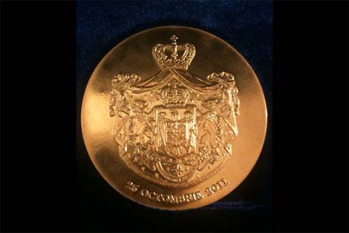 BNR lansează o monedă jubiliară dedicată Regelui Mihai