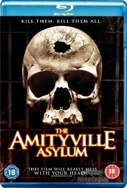 Filme Poster The Amityville Asylum BRRip XviD & RMVB Legendado