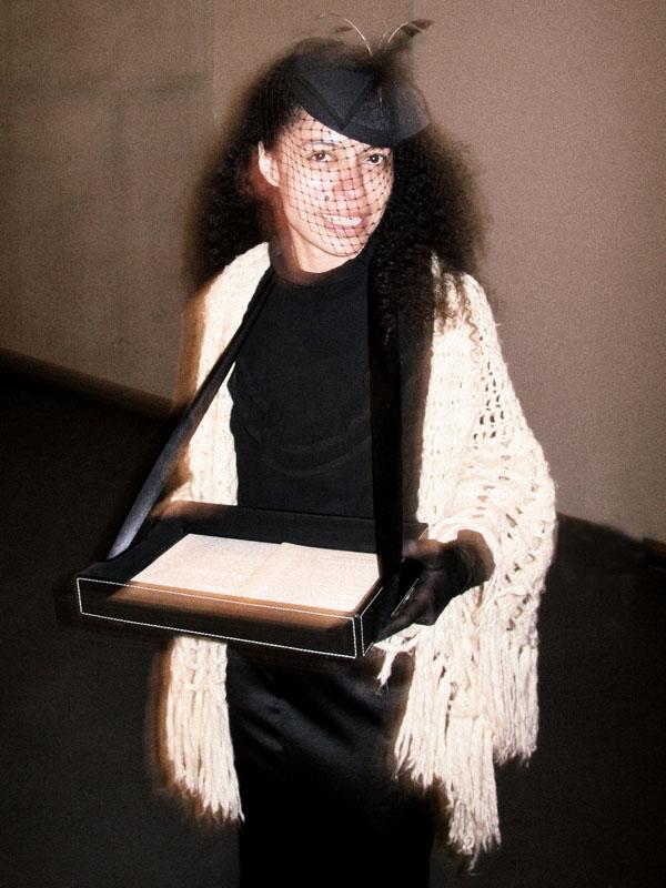 The Lost World, 2010, Performance Portrait, Elodie Silberstein