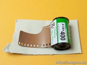 Redscale film :D