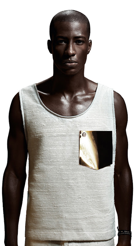 Ronaldo Martins by Gui Paganini for OSKLEN S/S 2012