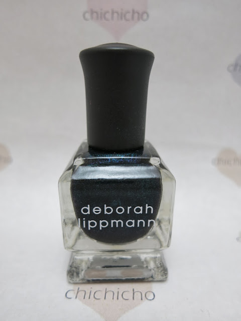 Deborah Lippmann Don't Tell Mama Swatch Nail Polish