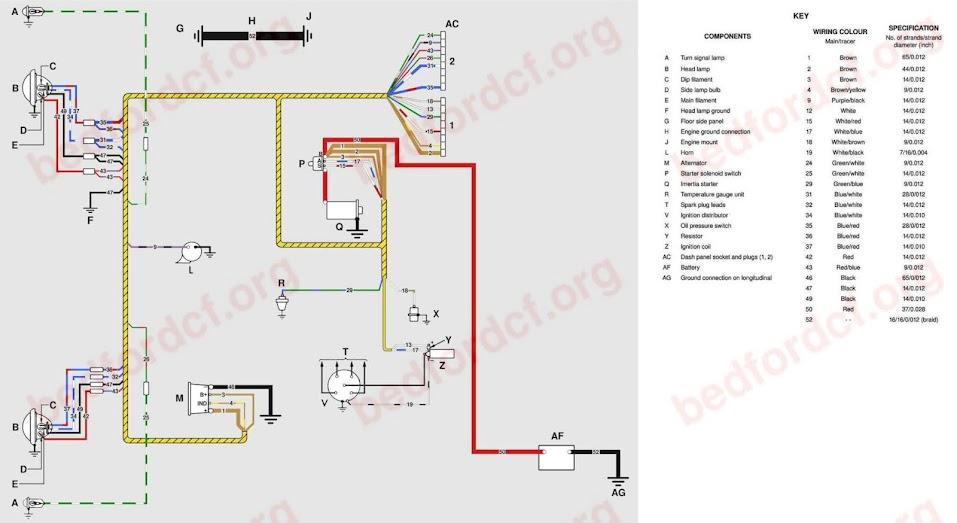 wiring diagrams 1969-72 models