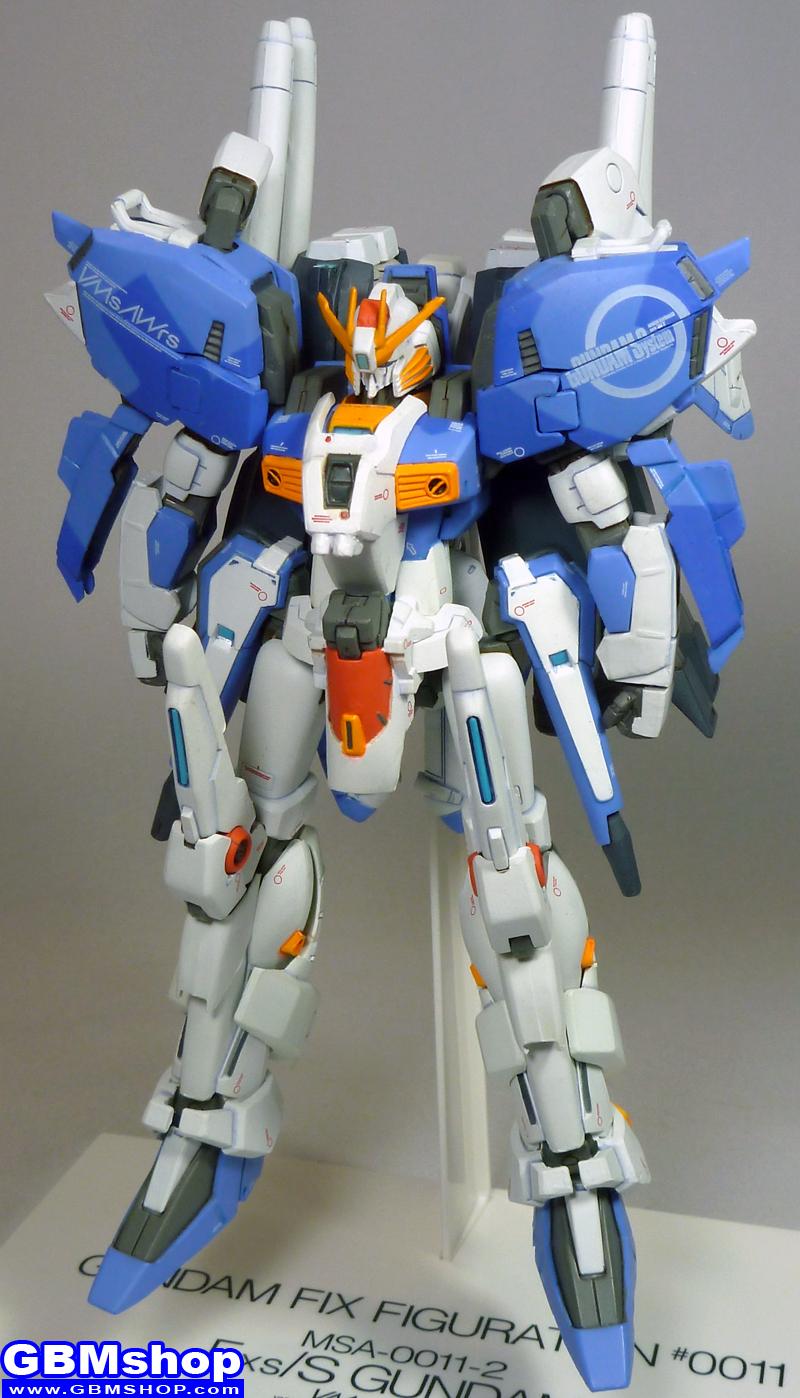 Gundam Fix Figuration #0011 MSA-0011-2[Ext] Ex-S GUNDAM