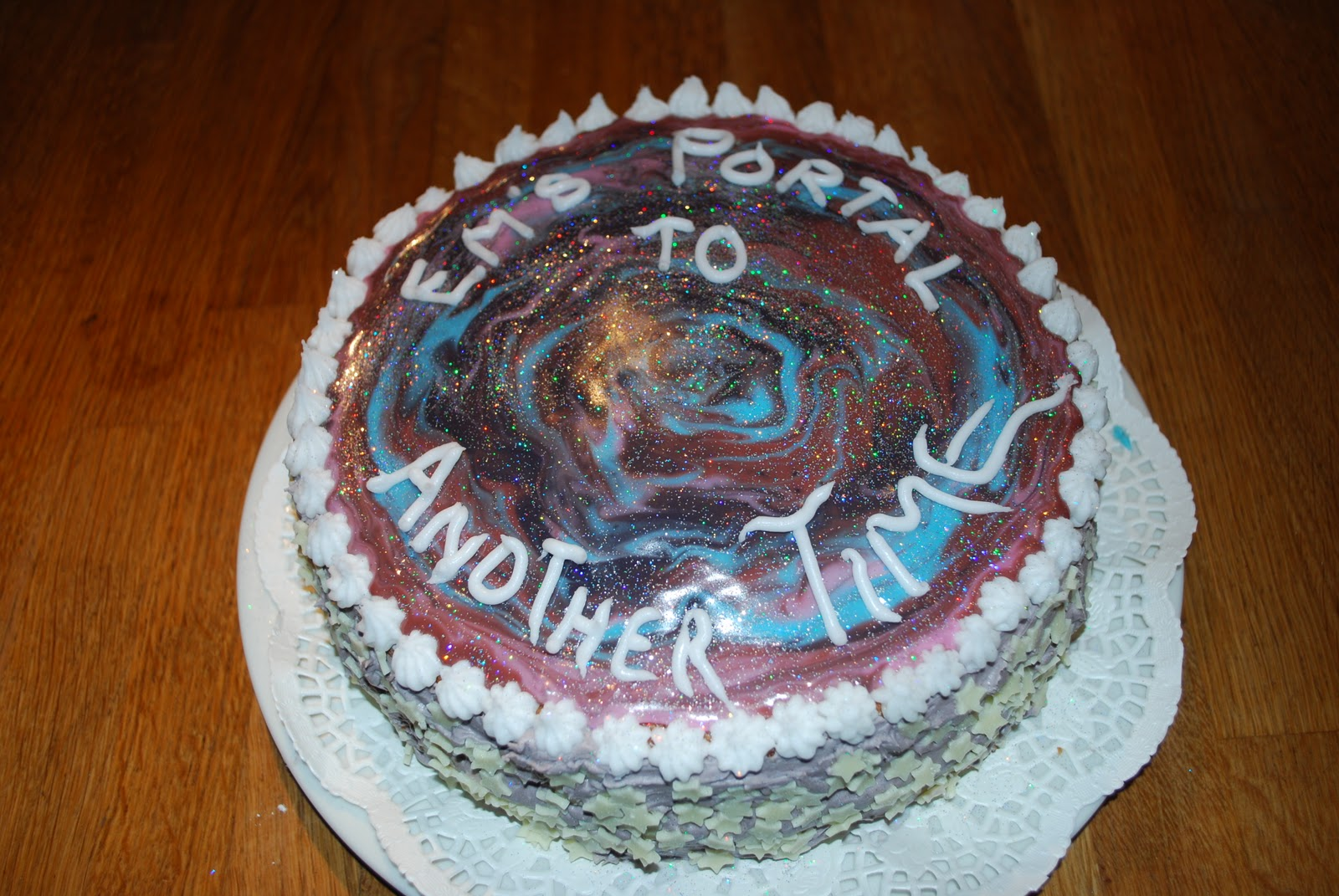 Qwerty Mum Another Party Another Cake