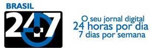 Jornal Brasil 247 para iPad