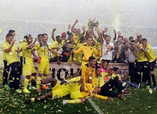 Pahang Pertahankan Piala Malaysia 2014