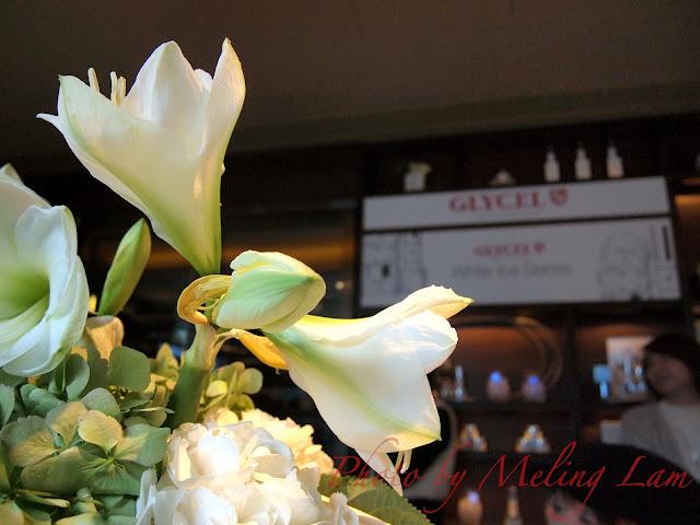 glycel white ice serum day cream night cream 美白