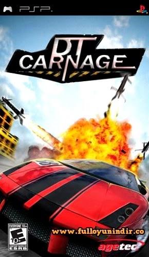 DT Carnage PSP