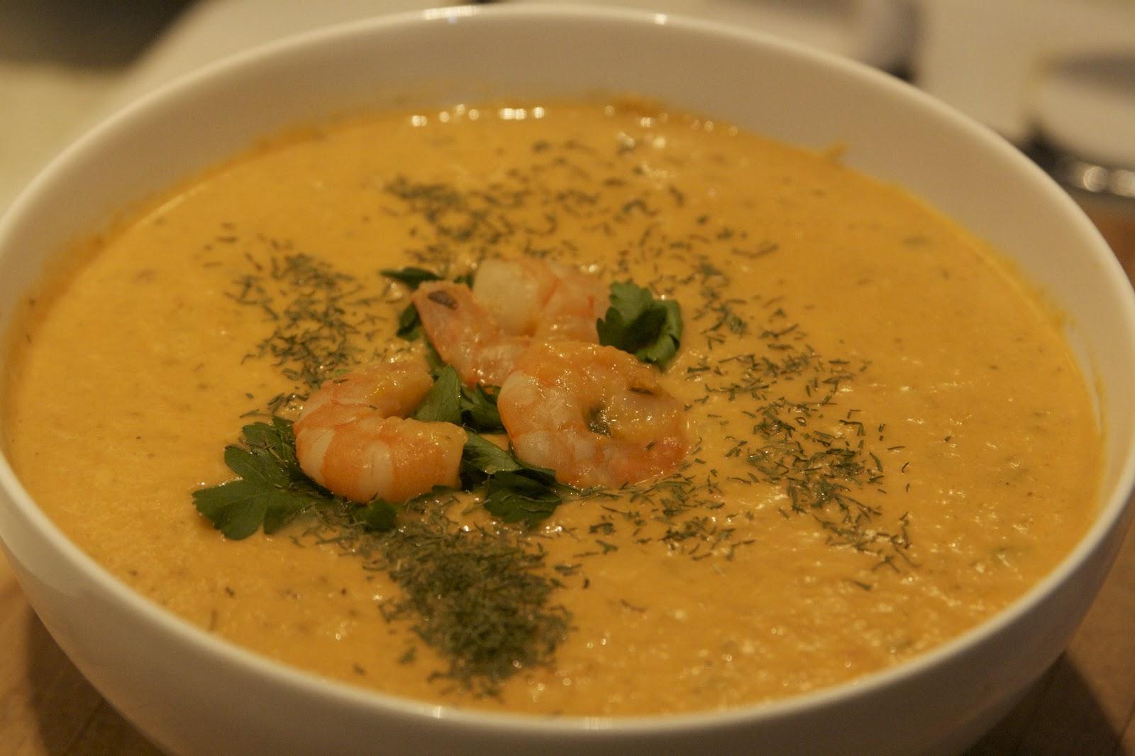 Shrimp Bisque – Seriously Soupy