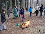 Skoky přes oheň