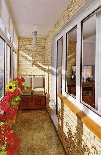 балконы, лоджии, утепление балконов и лоджий