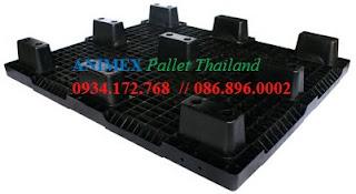 Pallet nhựa hàng nhẹ NMV 1210 NR