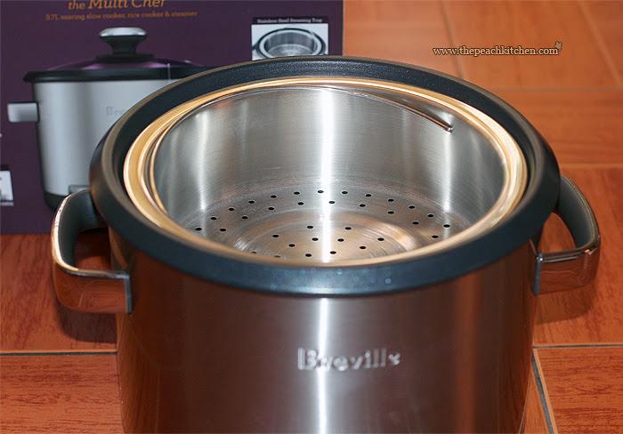 Breville Multi Chef | www.thepeachkitchen.com