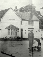 The Prince Regent (now Sycamore House) from High Street, Little Shelford