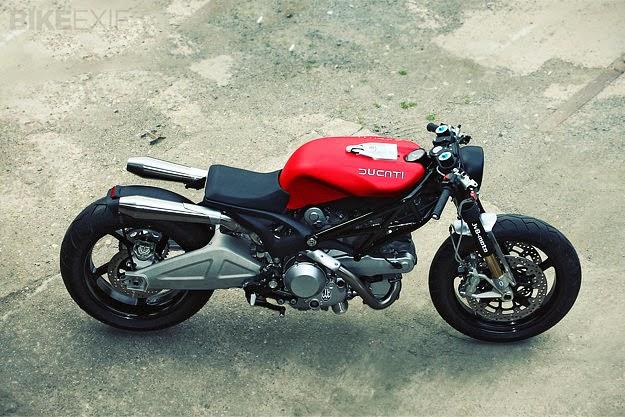 JVB Ducati Monster 1100
