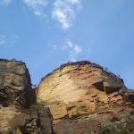 Looking up at Malaita Point (12203)