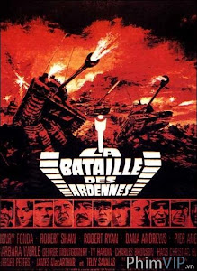 Trận Chiến Xe Tăng - Battle Of The Bulge poster
