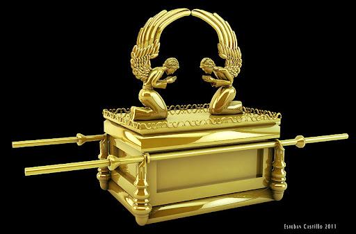 El arca de la alianza taringa for Jardin querubines