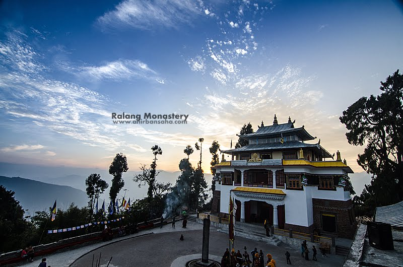 Ralang monastery, Sikkim monastery
