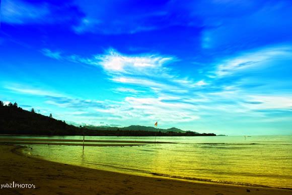 biniha, obyek wisata bolsel, Molibagu, Bolsel, Bolaang Mongondow Selatan, pantai biniha, posigadan, mangrove, Humas Bolsel