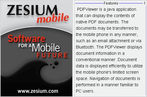MobilePDF đọc file pdf tiếng việt trên điện thoại