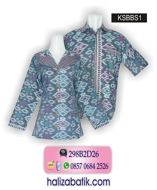 grosir batik pekalongan, Baju 2015, Batik Muslimah, Model Baju Kerja