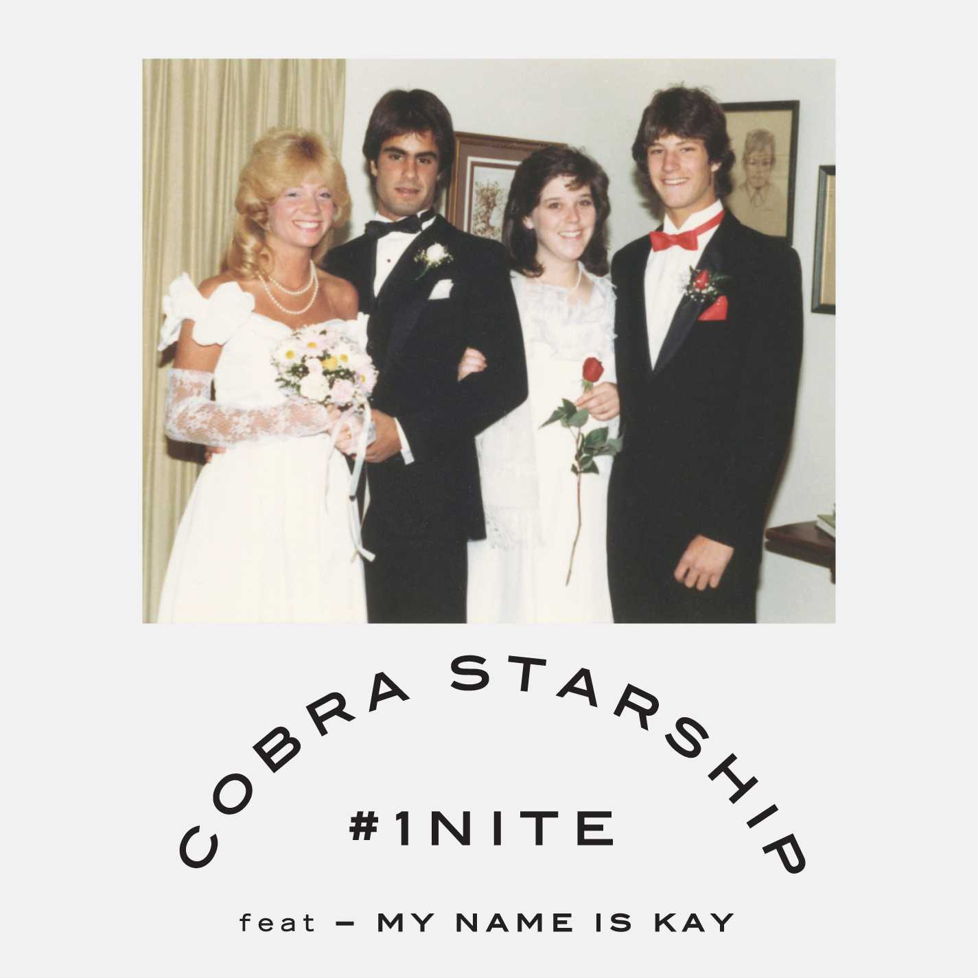 Cobra Starship feat My Name Is Kay #1Nite Lyrics