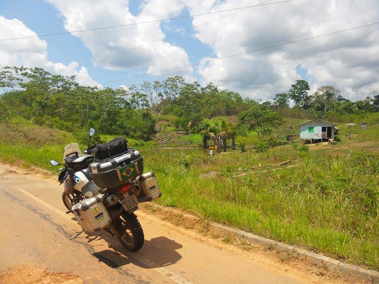 Brasil - Rota das Fronteiras  / Uma Saga pela Amazônia 20140902_125309
