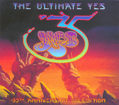 Yes - 2004 - The Ultimate Yes: 35th Anniversary Collection