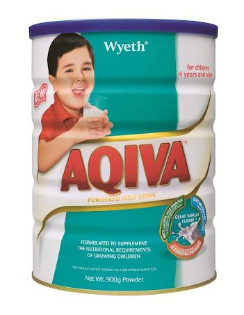 AQIVA powdered milk drink