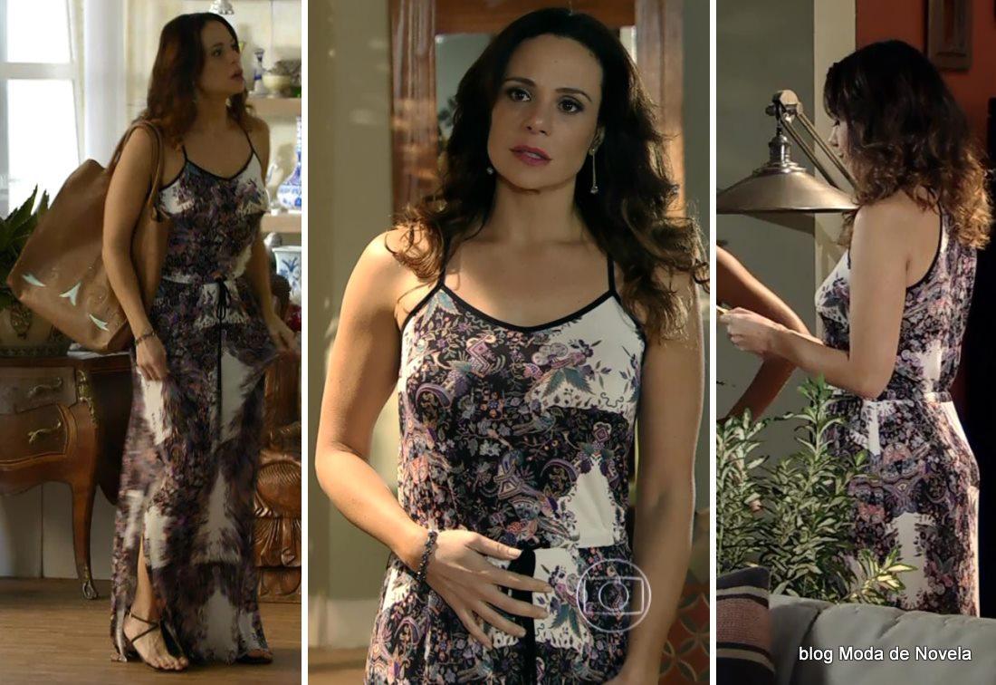 moda da novela Em Família - look da Juliana dia 27 de maio