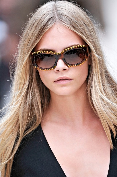 Burberry Prorsum Sunglasses spring summer 2012