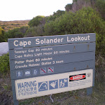 End of Cape Solander Drive (18976)