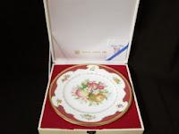 大倉陶園 三柑の実 飾り皿 直径28cm 買取