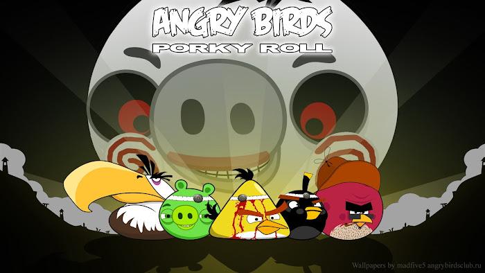 Hình nền về những chú chim điên trong Angry Birds - Ảnh 5