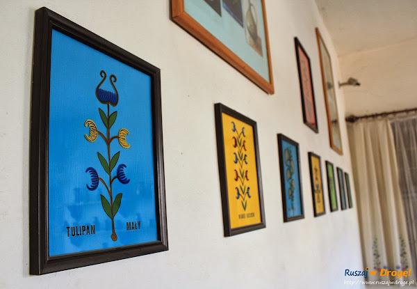 Chmielno - Muzeum Ceramiki Neclów - wzory na ceramice