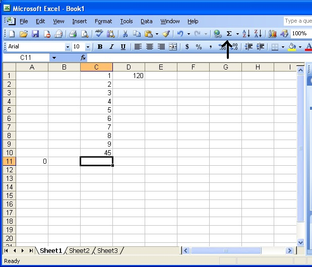 How To Do Sum Symbol In Excel - how to insert a tick ...