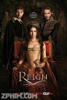 Bí Mật Vương Triều 1 - Reign Season 1 (2013) Poster