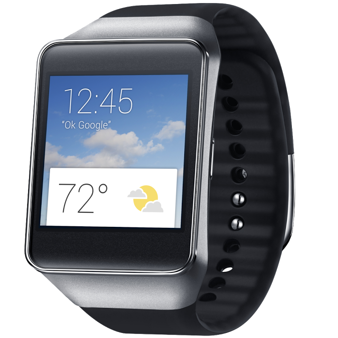 Samsung Gear Live officially announced