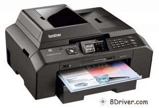 Get Brother MFC-J5910DW printer's driver, study ways to set up