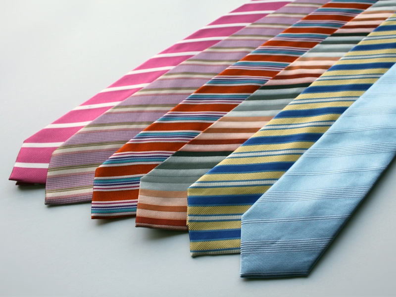 Silk Ties Brand Mitchell Roberts Launches Retail Website [men's fashion]