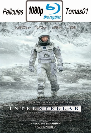 Interestelar (Interstellar) (2014) BDRip m1080p