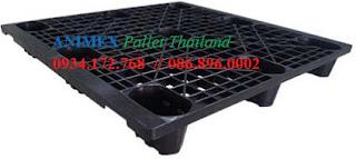 Pallet nhựa Oneway NLV 1111 LT