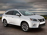 Motor Trend: 2013 Lexus RX350F Sport Car accident lawyers
